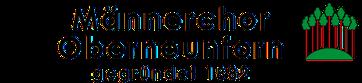 Männerchor Oberneunforn Logo